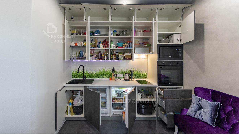 Всему свое место: 30 блестящих идей хранения на кухне — INMYROOM
