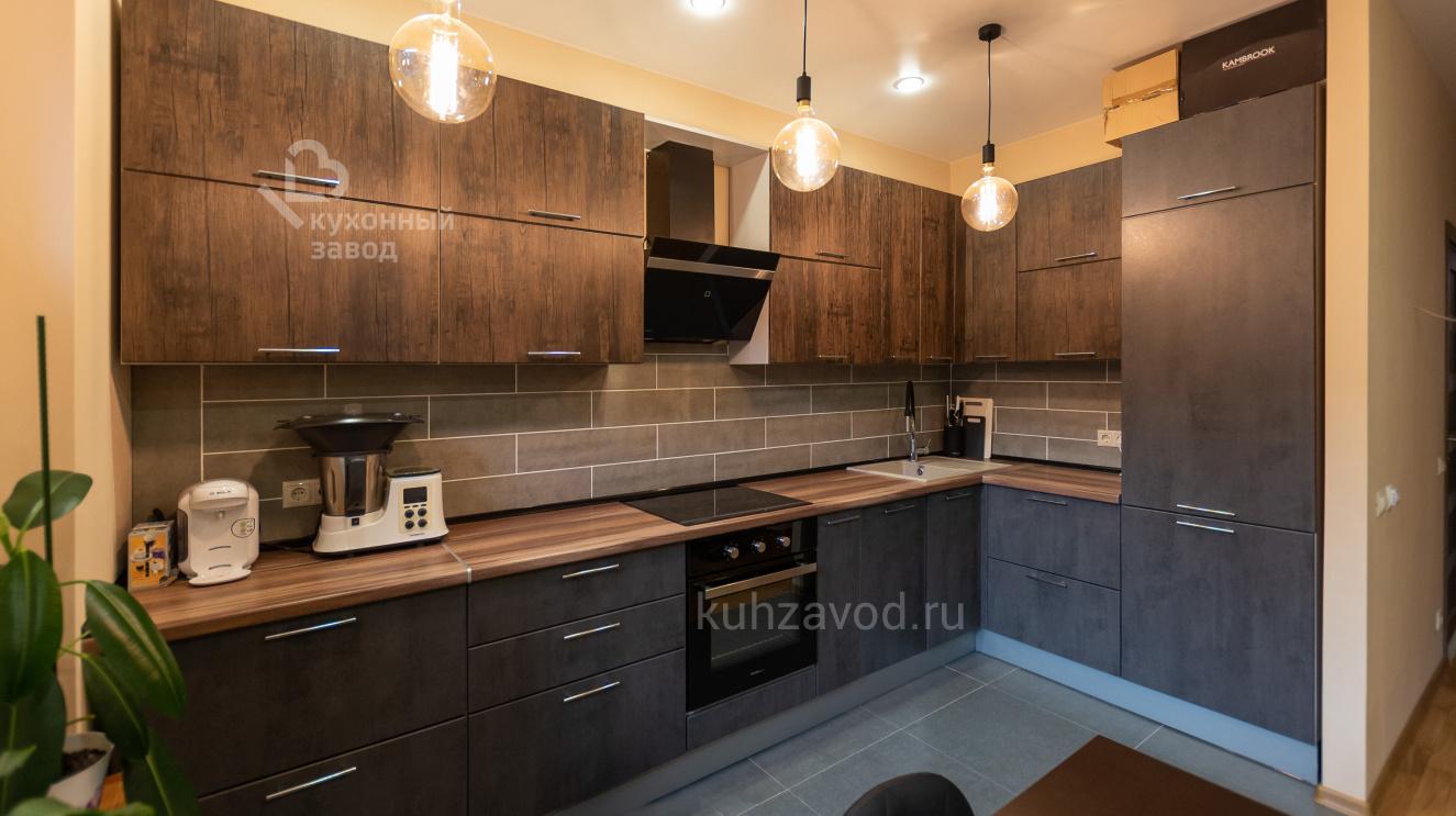 Какие фасады для кухни практичнее?